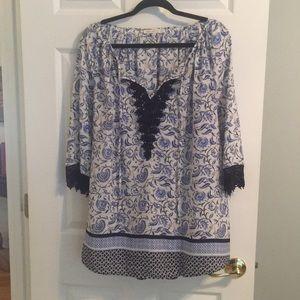 Daniel Rainn Pheasant Shirt